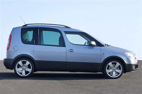 skoda roomster 1 9 tdi technical details history photos