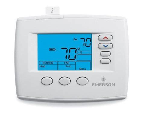 white rodgers digital comfort set ii white rodgers 1f83 0422 universal non programmable
