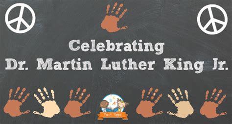 celebrating martin luther king jr day