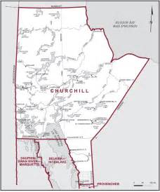 map churchill canada churchill maps corner elections canada