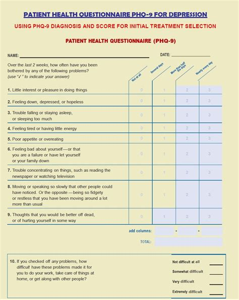 printable mental health questionnaire phq 2 related keywords suggestions phq 2 long tail