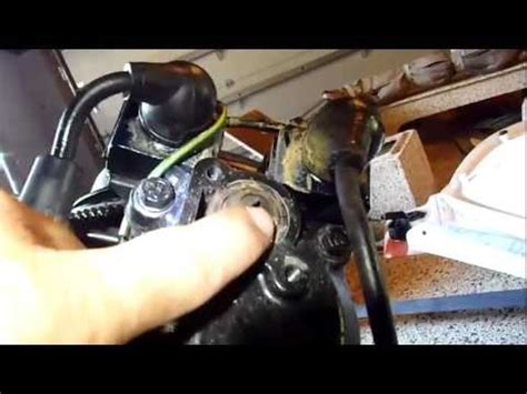 How To Replace Thermostat On Evinrude Outboard Engine Doovi