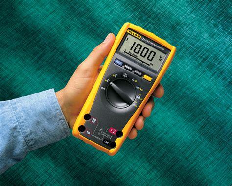 Multimeter Digital Fluke the fluke 175 true rms digital multimeter digital meters
