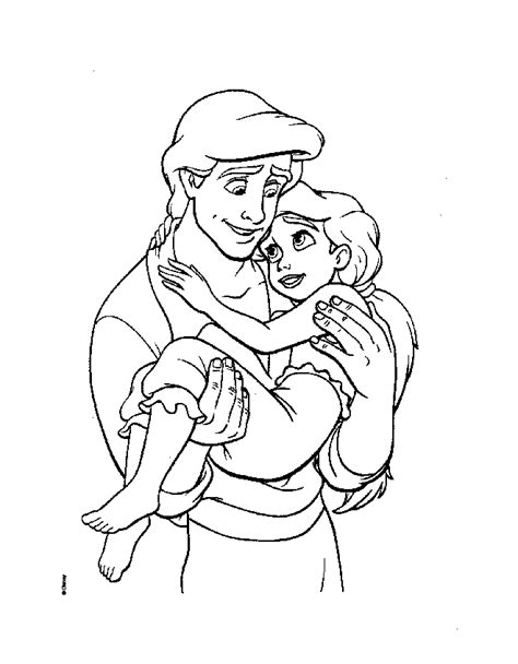Coloring Pages Ariel And Melody by Ariel And Melody Coloring Pages Coloring Pages