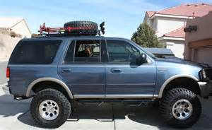 Ford Expedition Roof Rack Moved Spare And Hilift To Roof Rack Pics Ford