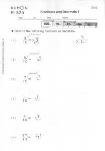 Of level i kumon worksheets kumon answer book level i math kumon