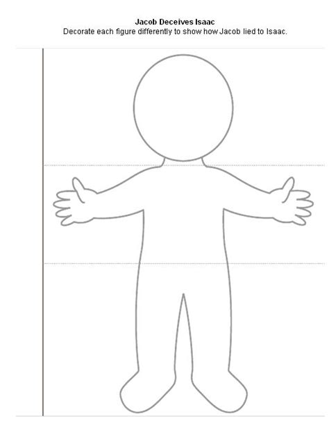 template of child child template clipart best