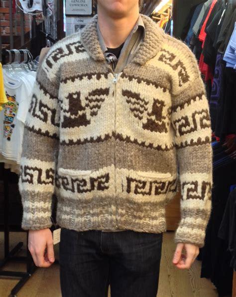 Bjeff Frog Handmade genuine handmade cowichan sweater cowichan sweater