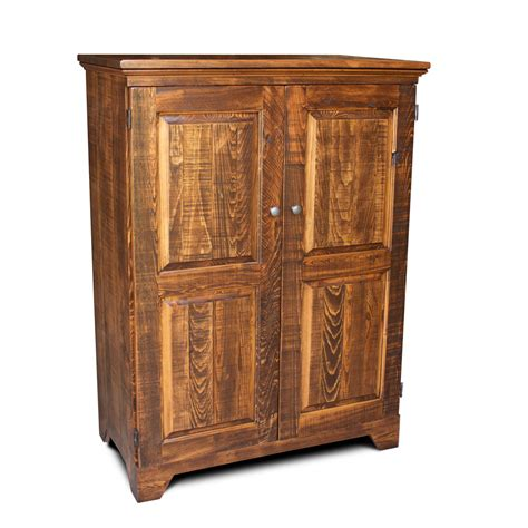 rustic computer armoire million dollar rustic 07 1 10 12