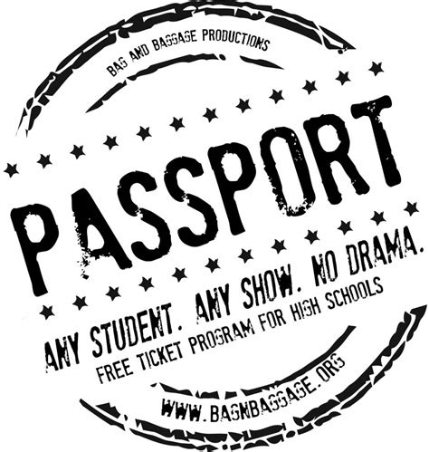Free Coloring Pages Of Passport Passport Coloring Page