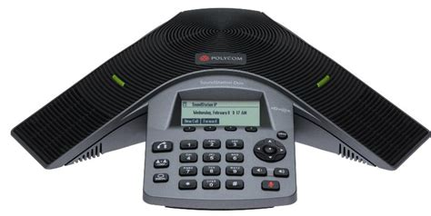 polycom analog desk phone polycom soundstation duo 電話系統 telephone system ippbx
