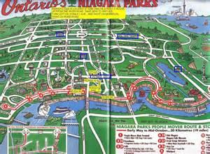 Map Of Niagara Falls Canada by Niagara Falls Canada Map Images