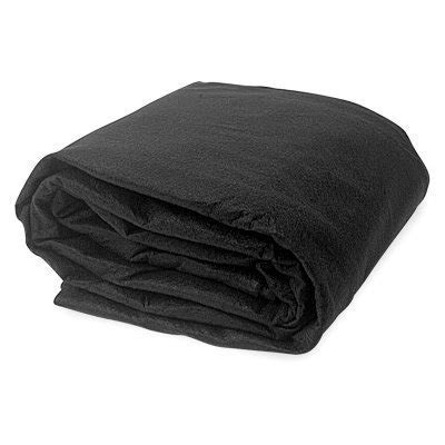 Landscape Fabric Liner Heavy Duty Pond Liner Underlayment 6x12 Protection