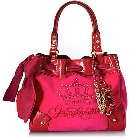 Handbag Find Of The Day Couture by Couture Day Dreamer Large Velour Tote