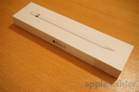 Apple Pencil 100 Original From Apple Store look apple pencil paired with pro is no