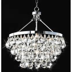chandeliers overstock copy cat chic arctic pear chandelier