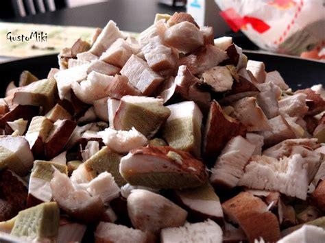 funghi porcini come si cucinano gustomiki un weekend all insegna fungo porcino i