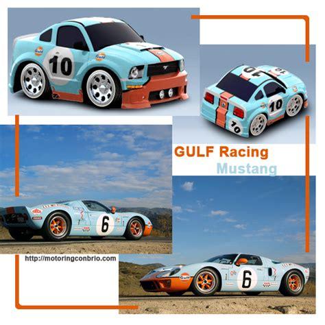 gulf racing mustang gulf racing themed mustang by dannychhang on deviantart