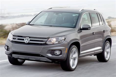 volkswagen suv 2015 used 2015 volkswagen tiguan for sale pricing features