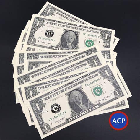 printable fake money double sided 25x 1 dollar bills 25 dollars best novelty by thebestpropmoney