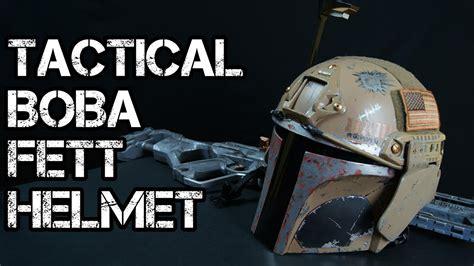 Voice Changer Batman Armor Helmet tactical boba fett helmet voice changer custom