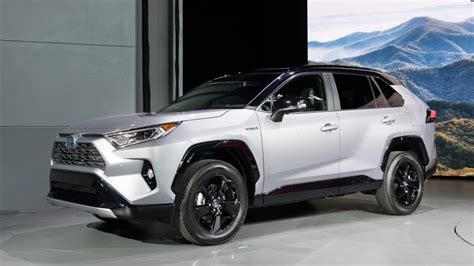 2019 Rav4 Release Date by 2019 Toyota Rav4 Hybrid Redesign Info Pricing Release Date