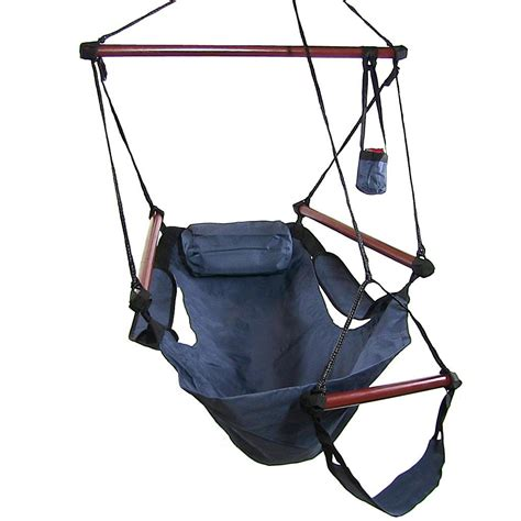 Hanging Hammock Chair With Stand Hanging Hammock Chair W Accessories Or Hammock Stand