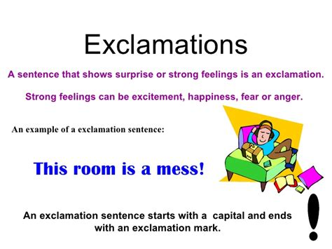 exle of command sentences worksheet lesson 3 commands and exclamations