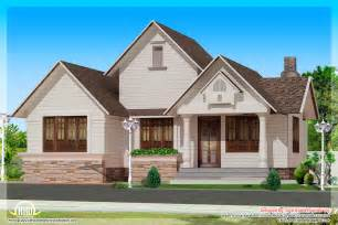 Single Storey House Plans by Single Story 3 Bed Room Villa In 1000 Sq Feet Kerala