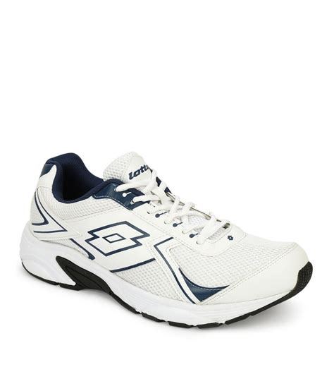 lotto athletic shoes lotto sports running shoes white navy available at