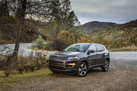 jeep compass trailhawk 2017 2017 jeep compass trailhawk first drive compass finally