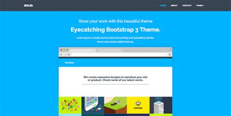 black tie free bootstrap theme 10 free responsive bootstrap templates free source code