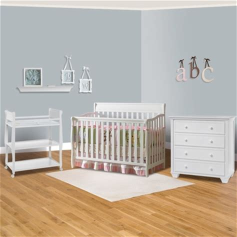Graco Cribs 2 Piece Nursery Set Stanton Convertible Crib Graco Stanton Changing Table