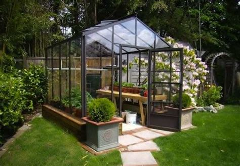 small backyard greenhouses diy backyard greenhouse 11 handsome hassle free kits