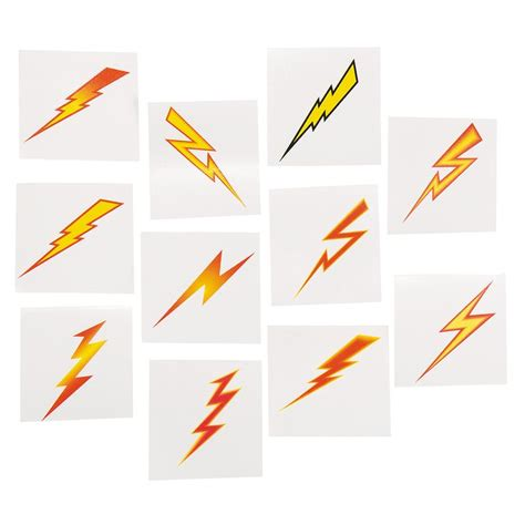 lightning bolt tattoos 40 best lightning tattoos images on lightening