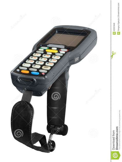 Frd5000 Animal Handheld Reader Scanner barcode scanner stock photo image 63331846