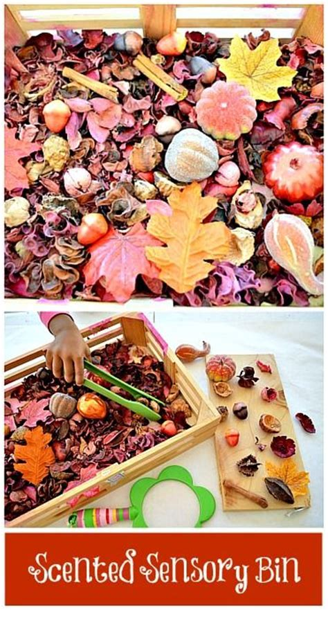 Apple Scented Opportunities by 1000 Images About Preschool Sensory Table Play On
