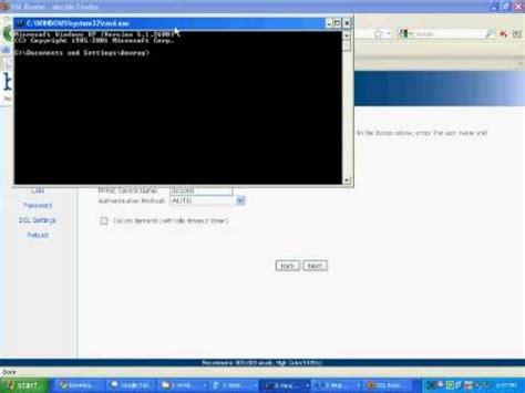 tutorial hack modem full download dsl modem hack for high speed downloading