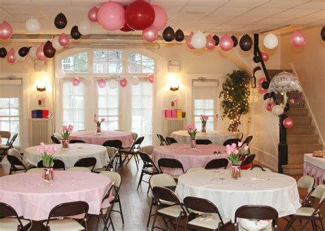 Arielina Baby Shower hall place Englewood Womans Club NJ