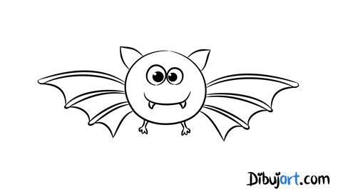 imagenes de halloween murcielagos c 243 mo dibujar un murci 233 lago paso a paso dibujart com