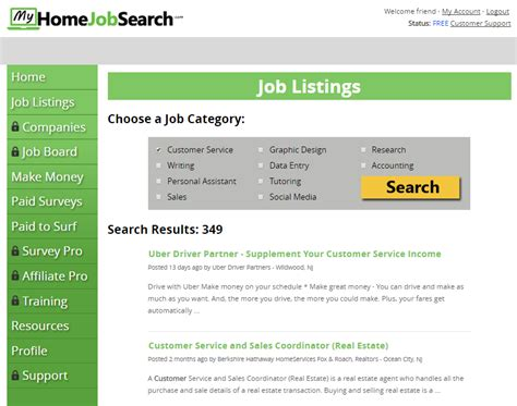 is my home search a scam hi money bye scams