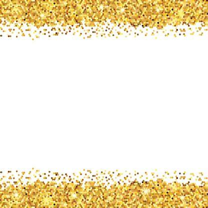 gold and white background gold sparkles on white gold glitter premium clipart