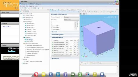 transformer and inductor modeling with comsol multiphysics