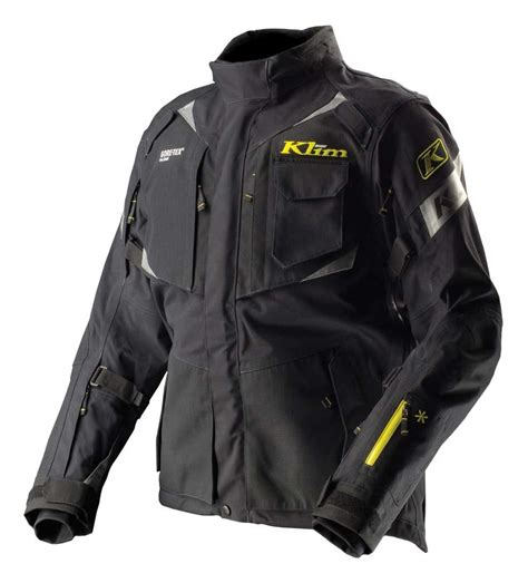 klim motocross gear klim badlands pro jacket black size 2xl only revzilla