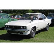 1972 Opel Manta A 1600 Front 3q Modifiedjpg