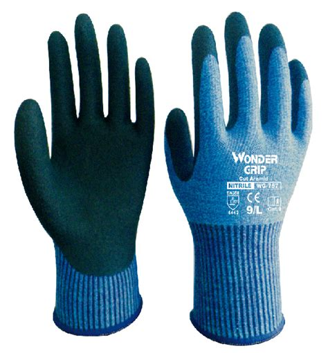 Sarung Tangan Working Gloves Kain Matahari radwear slip proof work gloves jual sarung tangan tahan minyak lengkap pilihan harganya pro