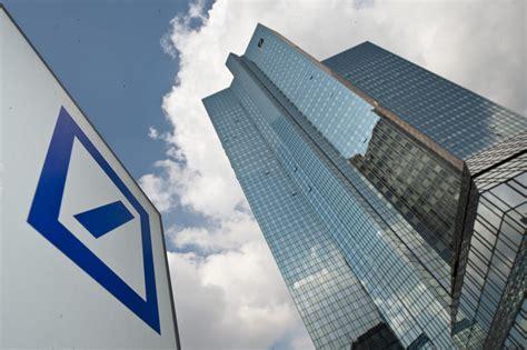 banche tedesche in italia deutsche bank e le banche tedesche in difficolt 224 panorama