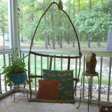 rustic swings 25 best ideas about rustic porch swings on pinterest