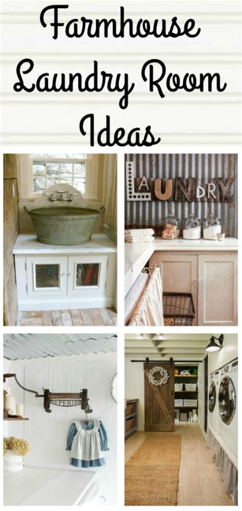holiday shopping guide farmhouse style knick of time farmhouse friday laundry room knick of time