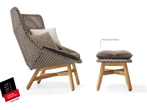 Dedon Patio Furniture Patio Things Dedon Receives Best Of The Best Award S From Interiors Magazine